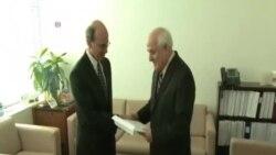 巴勒斯坦人遞交加入國際刑事法院文件