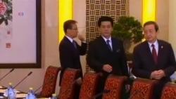 中英签署协议 加强经济合作