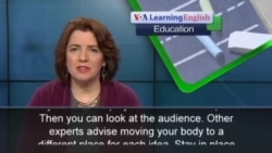 An Important Part of Public Speaking: Body Language