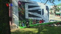 Graffiti Artists Getting Praised, Not Punished (VOA On Assignment Oct. 3, 2014)