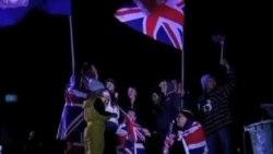 福克蘭群島居民公投選擇留屬英國