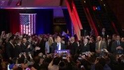 Trump y Clinton se acercan a la nominación