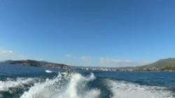 Нови содржини на Охридското Езеро – сурфање на даска и скијање на вода