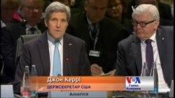 Джон Керрі : Росія і далі підтримує сепаратистів