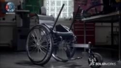 Novi dizajn invalidskih kolica