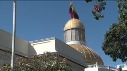 Venezuela: cancelan tarjeta de coalición opositora