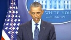 Obama: Ky është akt terrorizmi dhe urrejtje