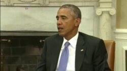 President Obama Speaks on Migrants