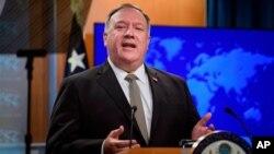 2 Eylül 2020 - ABD Dışişleri Bakanı Mike Pompeo