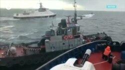 Россия отказывается освобождать украинских моряков