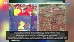Maduro'dan Muhalefete: 'Washington'dan Emir Alıyorlar'