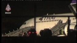 泰航客機意外導致14名乘客受傷