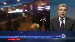 رضا پیرزاده: باید فشارهای بین المللی روی مقامهای جمهوری اسلامی ایران بیشتر شود