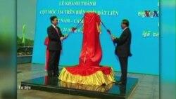 Cột mốc với VN 'có thể bị cắm sai' trong lãnh thổ Campuchia