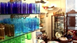 Recycling Lifeline for Lebanon's Last Glassblowers