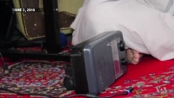 Radio Station Links Visually Impaired People in Iraqi City