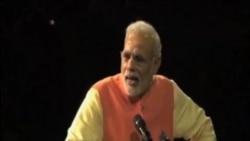 印度總理白宮會晤奧巴馬總統