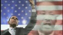 年轻人看民权领袖马丁•路德•金的遗产
