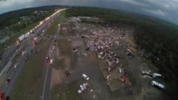 Tornados azotan partes de EE.UU.