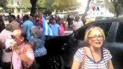 Ataque contra activistas cubanos