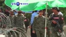VOA60 DUNIYA: Firai Ministan Pakistan Nawaz Sharif, Ya Bayyana A Gaban Wani Kwamitin Bincike