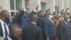 Bazuzi basato ba Cour constitutionnelle balapi ndayi o'boso bwa Félix Tshisekedi (TOTALA)