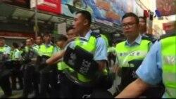 Cảnh sát Hồng Kông dẹp thêm 1 trại biểu tình