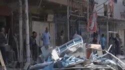 人權觀察:伊拉克向平民投擲桶裝炸彈