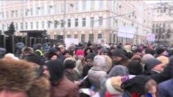 美领养父母和孩子访问俄罗斯
