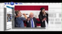 Dù thắng hay thua, ông Sanders vẫn ở lại Đảng Dân chủ (VOA60)