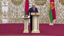Rais Alexander Lukashenko aapishwa kwa siri Belarus