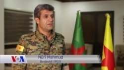 Berdevkê YPG'ê Biryara Kişandina Şêwirmendan ji Minbicê Dinirxîne