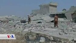 پـێشمەرگە لە میحوەری خازر 9 گوند لە داعش ڕزگاردەکات