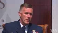 楚孔夫特称中国破冰船在美国大陆架延伸带上勘察原声视频(美国之音黎堡摄)