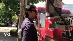 Le phénomène des food trucks aux Etats-Unis