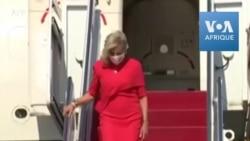 JO-2020: Jill Biden arrive à Tokyo