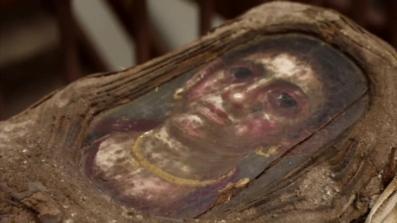 Unwrapping Mummy Mysteries Goes High-Tech