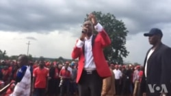 Nelson Chamisa Says MDC Alliance Will Revamp Zimbabwe's Crumbling Infrastructure