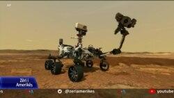 Sonda e NASA-s dërgon pamje panoramike 360 gradë të planetit Mars