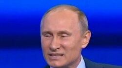 Путин о сотрудничестве с США