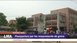 Pourpalers sur les mouvements de grèves
