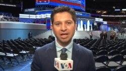 Segundo día de convención demócrata