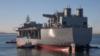 그리스-터키 갈등 속 미 해군함 크레타 섬 도착