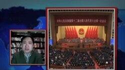 """时事大家谈:中国""""两会""""代表谁的利益?"""