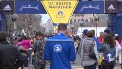 波士顿马拉松爆炸案幸存者 励志故事鼓舞人心