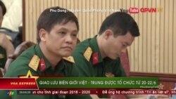 Việt Nam sẽ diễn tập chống khủng bố với Trung Quốc ở biên giới