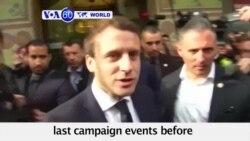 VOA60 World - France Prepares for Sunday's Ballot Box 'Revolution'