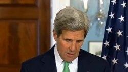 Kerry: 'Aşırı Güç Kullanımı Haberleri Bizi Kaygılandırıyor'