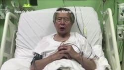 Habla el expresidente del Perú Alberto Fujimori tras indulto