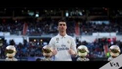 VOA Sports du 19 septembre 2017 : le retour de Cristiano Ronaldo en Liga